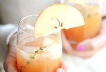 Getting a DRINK on (alcoholic) / by Gwyneth Laney