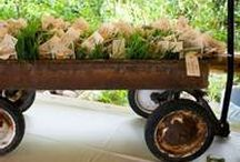 recycle- reuse up-cycle / by Rustic Treasures: Shelli Potter