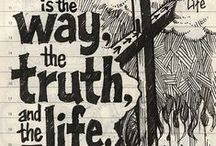 Truth > One Way Only! / by Marilyn May