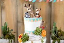 {Theme} Woodlands & Forest Friends / Whimsical inspiration for woodland and forest friends baby gifts, birthday parties and nursery ideas! / by Corner Stork Baby Gifts