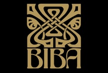 BIBA / Iconic Biba, the originator of the modern high street and the inspiration for my daughters name.