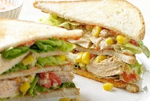 Eat: Sandwiches, Burgers, Panini's n' Wraps / by Marilyn May