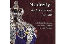Tzniut Books / Recommended Books on Tzniut - Modesty