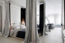 Bedroom's / by Tami Hanna
