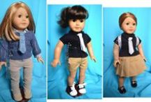 "American Girl 18"" Doll Creatives / All my American Girl Creatives & great ideas from others"