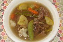 Soups / by Diana Rambles