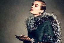 Winter fashion / by Victoria Radochyna