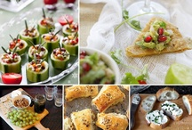 All About Appetizers / by The Cottage Market