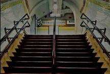 London Underground Geekery / London Underground, tunnels, shape, beauty.