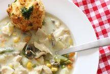 Supe, ciorbe, borsuri