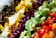 A Healthy Kitchen: Salads & Dressings