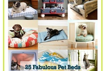 pet beds / by The Cottage Market
