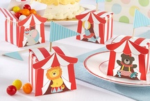 {Theme} Circus Baby Shower / by Corner Stork Baby Gifts