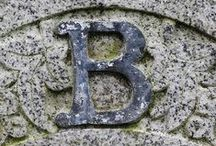 B | board / The letter B is one of our favorites!