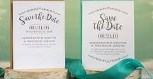 DIY Wedding / DIY Wedding decor and favors plus printable wedding paper goods by handcrafted diy designer Lia Griffith. #WeddingCrafts