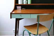Home Office Inspiration / Home office style and inspiration