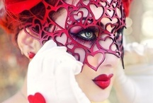 Queen of Hearts  / Queen of Hearts fancy dress costume - inspiration