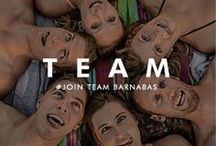TEAM | BARNABAS / Where are you taking Barnabas?
