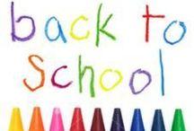 Preschool-Back To School / by Amy Mandrola