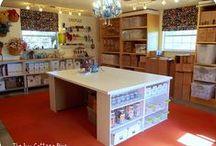 Office/Craft Room / by Gwyneth Laney