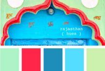 Colour Palette / Colour palette inspiration, design