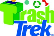 FLL Trash Trek 2015 / A place to gather and share links to team building challenges as well as  articles and resources related to the Trash Trek theme.