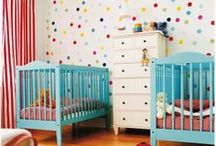 {Bebe} Nursery Ideas  / by The Novice Chef Blog {Jessica}