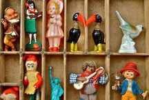 Collections of Kitsch Vintage Stuff / Proof that you are not alone!