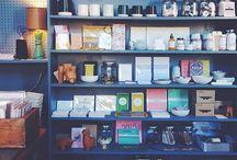 Amelia: Shop Scenes / Little scenes from around the shop. ameliapresents.com  / by Erin Austen Abbott | Amelia