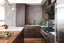{Home} Kitchens! / by The Novice Chef Blog {Jessica}