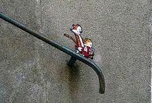 Sculpture I Street art I Land art