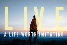 live | GOOD / Barnabas Clothing Co. was created to challenge people to make a positive impact on the world around them, to live A Life Worth Imitating. How do you #liveGOOD?