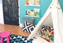 {Home} Playroom! / Kids playroom inspiration!  / by Jessica | The Novice Chef
