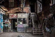 Abandoned / Abandoned, Urbex, vergessen, LostPlace