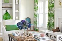 decorating inspiration: tips & tricks / by Tara Zacher
