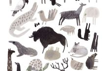 Graphics :: Illustrations / by Jayne Swallow