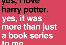 Yes...I'm a Harry Potter geek! / by Emily Page