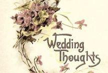 ~ Vintage Romance & Wedding ~ / Always a romantic girl at heart....