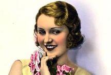 ~ Vintage Beauties ~ / Wonderful images taken from a bygone era always make me smile!