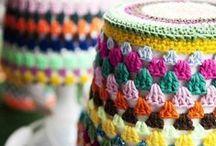 ~ Crochet Bliss ~ / I LOVE a little crochet love.....