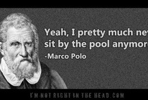 Pool Humor / by VivoPools