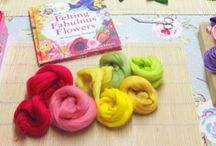 Felting Courses and Workshops