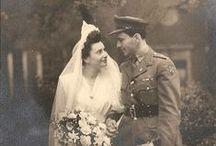 ~ History of Wedding Dresses ~ / Beautiful love & romance.....