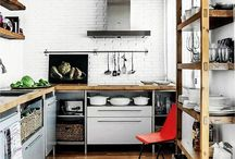 Home :: Kitchen / by Jayne Swallow