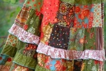 ~ Dressmaking inspiration ~ / Simply be yourself.....