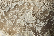 ~ Beautiful Lace ~ / A treasure trove of exquisite beauty... / by Tilly Rose
