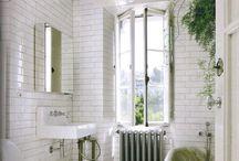 Home :: Bathroom / by Jayne Swallow