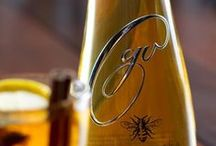 Glass Honey Vodka / Vodka infused with local, sustainably-sourced honey  / by Glass Distillery