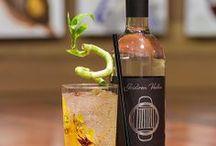 Gridiron Vodka / Custom blend prepared for the chefs at El Gaucho restaurant in Seattle / by Glass Distillery