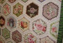 ~ Quilting ~ / Calming therapy for the soul....